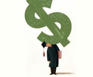 Los préstamos universitarios castigan a los estudiantes  con pocos recursos a deudas abultadas